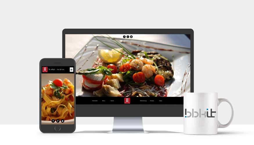 Webdesign Bad Neuenahr - Ristorante Sale e Pepe