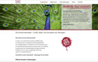Webdesign Bad Neuenahr - Kreativwerkstatt